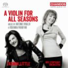 CHSA5175. VIVALDI The Four Seasons R PANUFNIK Four World Seasons