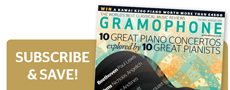 Subscribe to Gramophone and save