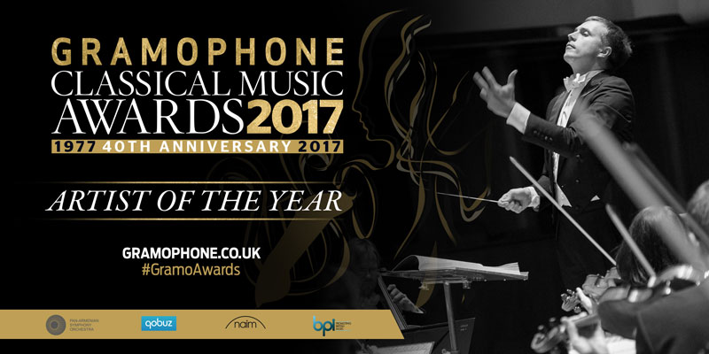 Gramophone Awards Artist of the Year