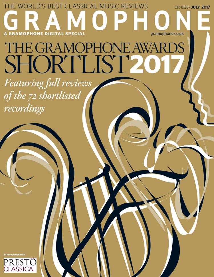 Gramophone Awards Shortlist 2017