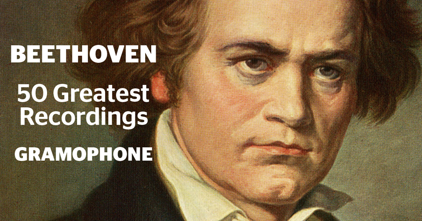 Beethoven Greatest Recordings