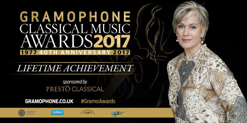 Gramophone Awards Lifetime Achievement
