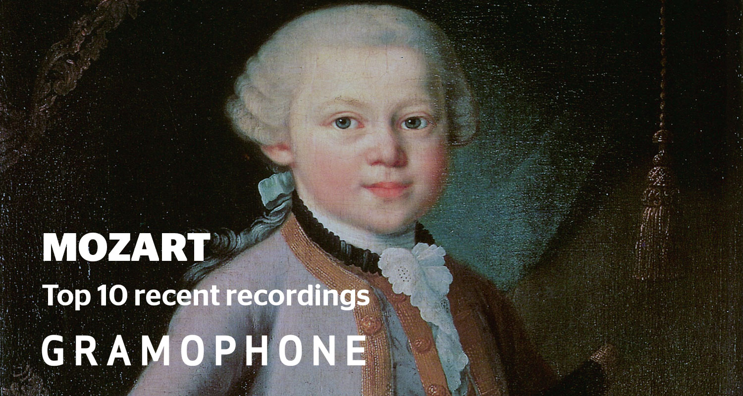 Mozart Recent Recordings