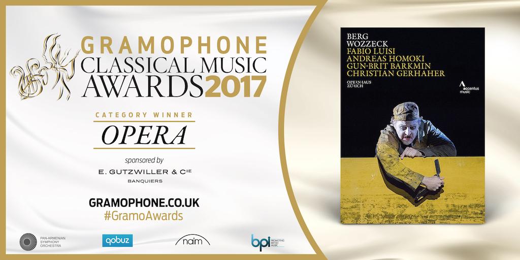 Gramophone Awards 2017