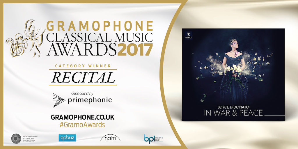 Gramophone Awards 2017