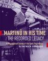 Martinů on record