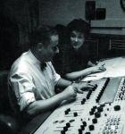 C Robert Fine with Wilma Cozart (Tom Fine/Decca)