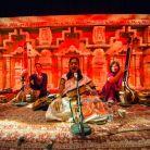 Manjiri Asnare-Kelkar performs khyal vocals at the weekend festival, showcasing