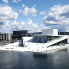 Oslo's astonishing opera house (photo: Christopher Hagelund/birdseyepix.com)