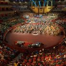 The RPO's World Orchestra, featuring students from the London Boroughs of Brent,