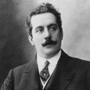 Giacomo Puccini (photo Tully Potter)