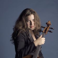 Cellist Alisa Weilerstein: part of Decca's renewed 'core' classical focus