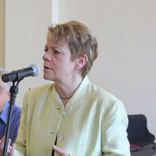 Marin Alsop takes on a Brazilian conductorship (Photo: OSESP)
