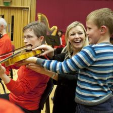 BBC NOW presents concerts for the deaf community