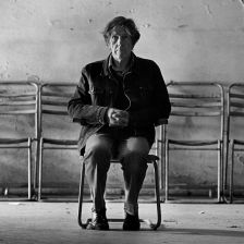 Humour and existentialist melancholy: John Cage (photo: Mike Abraham)
