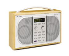 Win an Evoke-2S digital radio from Pure, every month