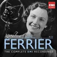 EMI's Ferrier collection (three discs)