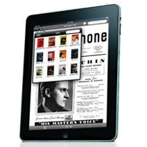 The new Gramophone Archive app - available for iPad
