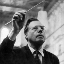 Conductor Karl Böhm, remembered 30 years on (photo: Tully Potter Collection)