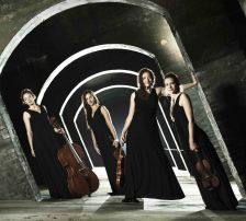 Nightingale String Quartet (photo Nikolaj Lund)