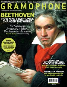 Beyond Beethoven – Philip Clark talks to Riccardo Chailly in October's issue