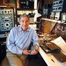 Obituary: Ray Dolby, audio pioneer