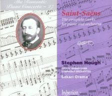 Stephen Hough's Saint-Saëns: a former Gramophone Recording of the Year