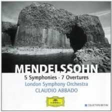 Mendelssohn's Symphonies with the LSO