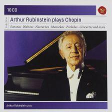 Arthur Rubinstein Rubinstein And Chopin
