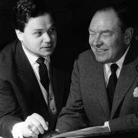 Dietrich Fischer-Dieskau and Gerald Moore (Photo: EMI Archives)