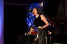 Soprano Veronique Gens performed with pianist Susan Manoff (photo by Benjamin Ealovega)