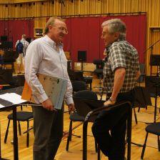 Martyn Brabbins (conductor), Bernie Krause (author)