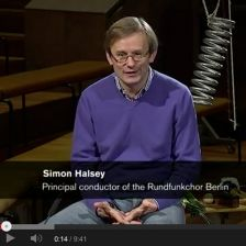Watch Simon Halsey's introduction to Weltethos below