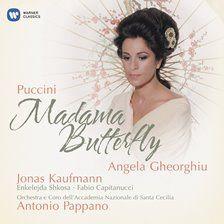 Puccini: Madama Butterfly (Antonio Pappano, Jonas Kaufmann)