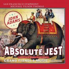 SFS0063. ADAMS Absolute Jest. Grand Pianola Music