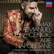 478 8422. Max Emanuel Cencic: Arie Napoletane