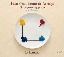 GCD923 102. ARRIAGA Complete String Quartets