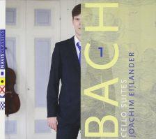 NC15003. JS BACH Cello Suites Nos 1, 3 & 4
