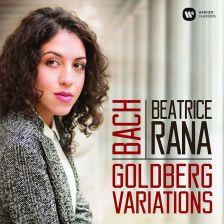 9029 58801-8. JS BACH Goldberg Variations