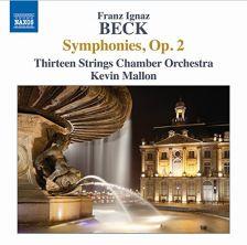 8 573323. BECK Symphonies Op 2