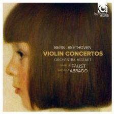 Beethoven Violin Concerto, Op 61; Berg Violin Concerto
