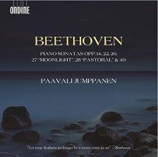 ODE1280-2D. BEETHOVEN Piano Sonatas Opp 14, 22, 26, 27, 28 & 49