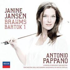 478 8412. BARTÓK; BRAHMS Violin Concertos