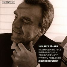 BIS2137. BRAHMS Complete Solo Piano Music Vol 4