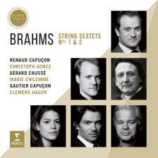 9029588837. BRAHMS String Sextets