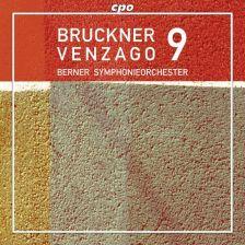 CPO777 787-2. BRUCKNER Symphony No 9. Venzago