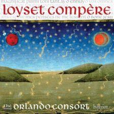 CDA68069. COMPÉRE Magnificat, motets & chansons