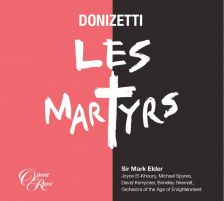 ORC52. DONIZETTI Les martyrs