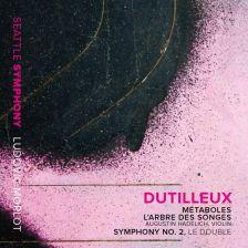 SSM1007. DUTILLEUX Métaboles. Violin Concerto. Symphony No 2