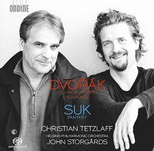 ODE1279-5. DVOŘÁK Violin Concerto. Romance